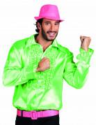 Groen disco overhemd