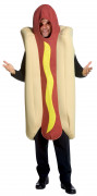 Hotdog kostuum voor mannen en vrouwen