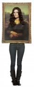 Humoristisch Mona Lisa outfit voor vrouwen