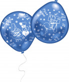 10 ballonnen 'It's a boy'