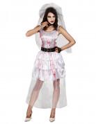 Zombiebruidsjurk voor dames Halloween