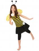 Gele bij kostuum voor meisjes
