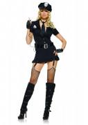 Sexy politiepak voor dames