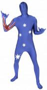 Australische Morphsuits™-vermomming voor volwassenen