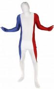 Frans Morphsuits™ kostuum voor volwassenen
