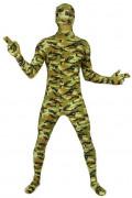 Militaire Morphsuits™ camouflage kostuum voor volwassenen