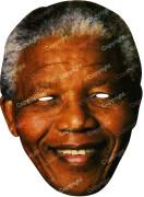 Masker van Nelson Mandela