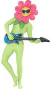 Bloem rock set voor second skin kostuum