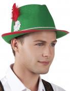 Groene Tiroler hoed voor volwassenen