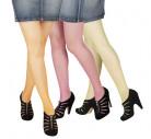 Fluo visnet panty's voor volwassen dames
