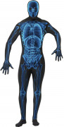 X-ray second skin kostuum voor volwassenen