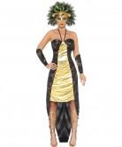 Halloweenkostuum van de koningin van de zee voor vrouwen