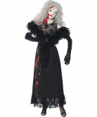 Verkleedkostuum bebloede pop voor dames Halloween