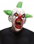 Angstaanjagend clown masker