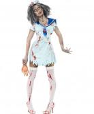 Zombiematroos kostuum voor vrouwen