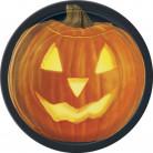 8 pompoenborden voor Halloween