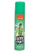 Groene spray voor haar en lichaam
