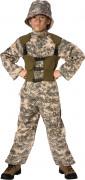 Militair kostuum voor kinderen