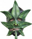 Canabisbladmasker voor volwassenen