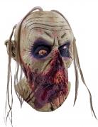 Bloedende zombie masker voor volwassenen