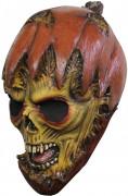 Masker van een monsterachtige pompoen voor volwassenen Halloween