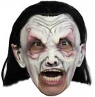 Wit vampierenmasker voor volwassenen Halloween