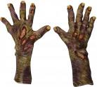 Zombiehandschoenen voor volwassenen voor Halloween