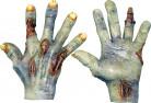 Handschoenen levende dode voor volwassenen Halloween