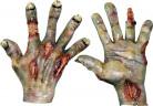 Verbrande handen voor volwassenen Halloween