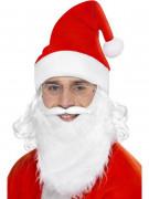 Kerstmankit voor volwassenen aanvulling op kostuum