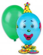 Set ballonnen feestend mannetje