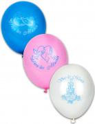 10 ballonnen Leve het bruidspaar in verschillende kleuren