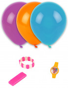 Set ballonnen en spelletjes