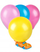 Ballonnenpomp auto