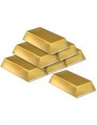 Set 6 goudstaven