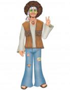 Enorm hippiefiguur