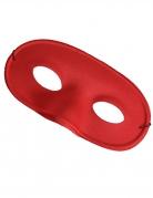 Rood masker voor kinderen