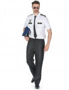 Vliegtuig piloot kostuum voor heren