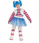 Mittens Fluff n Stuff Lalaloopsy™ kostuum voor kinderen