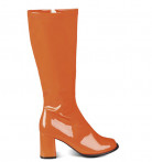 Oranje laarzen