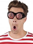 Draaikolk spiraal bril volwassenen