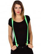 Groene bretels voor volwassen