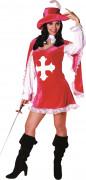 Musketier pak voor dames