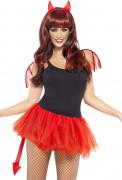 Halloween duivel set voor dames