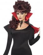 Mini halloween vampieren cape voor dames