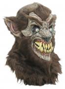 Weerwolf Masker voor volwassenen Halloween accessoire