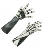 Skelet handen voor volwassenen Halloween accessoire