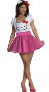 Hello Kitty™ kostuum voor vrouwen