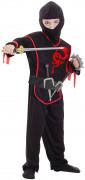 Rode draak ninja verkleedpak voor jongens