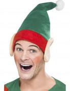 Elf muts met oortjes voor volwassenen Kerst